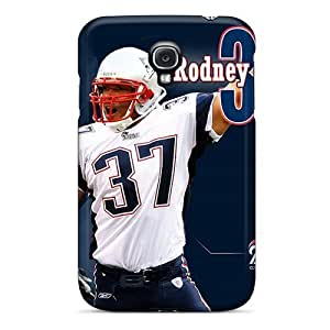For Galaxy S4 Premium Tpu Case Cover New England Patriots Protective Case