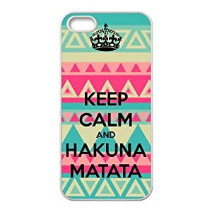 iPhone 5,5S Phone Case Hakuna matata