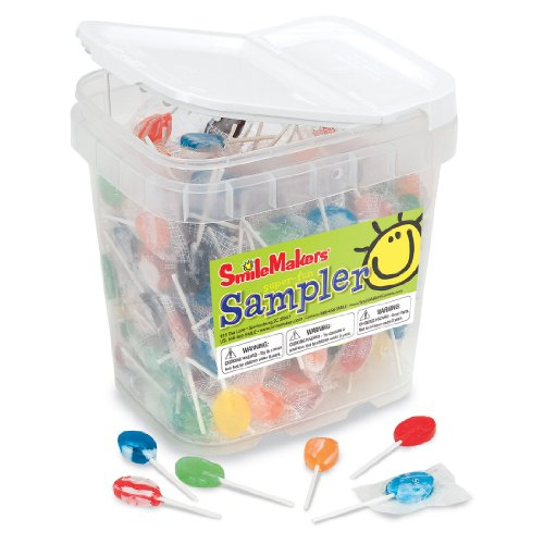 Dr. John's Sugar Free Lollipop Sampler - 240 per pack ()