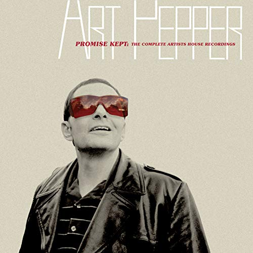 Promise Kept: The Complete Artists House Recordings (Cd Pepper)