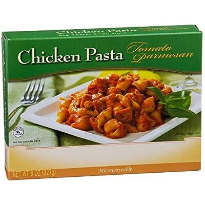 NutriWise - Chicken Pasta Parmesan - High Protein Diet Entree (1 box)