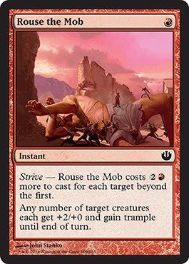Magic: the Gathering - Rouse the Mob - Journey into Nyx - - Rouse Store