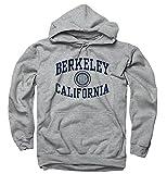 Men's University Of California Berkeley Golden Bears Reversed Arch hooded Sweatshirt