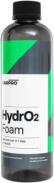 Carpro Hydro2 Foam Wash Coat Waschversiegelung 500 Ml Auto