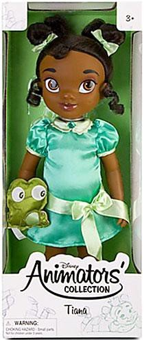 Disney Princess Animators Collection 16 Inch Doll Figure Tiana