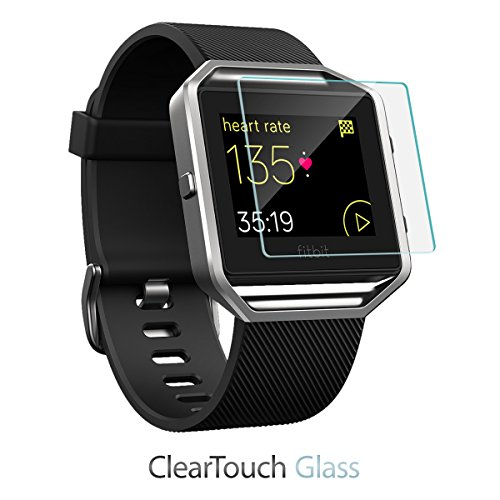 Picture of a Fitbit Blaze Screen Protector BoxWave
