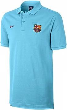 Polo de hombre FC Barcelona 2017-2018 Nike: Amazon.es: Deportes y ...