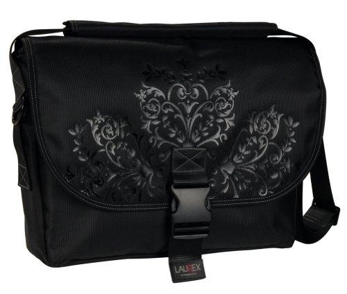 laurex-medium-size-messenger-bag-freezia-grove-black-medium