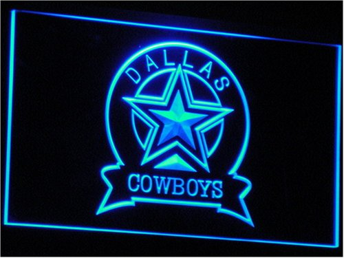 Dallas Cowboys NFL Football Neon Light Sign