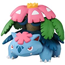 Takaratomy Official Pokemon X and Y SP-14 Mega Venusaur Action Figure