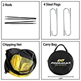 PodiuMax Pop Up Golf Chipping Net, Indoor/Outdoor