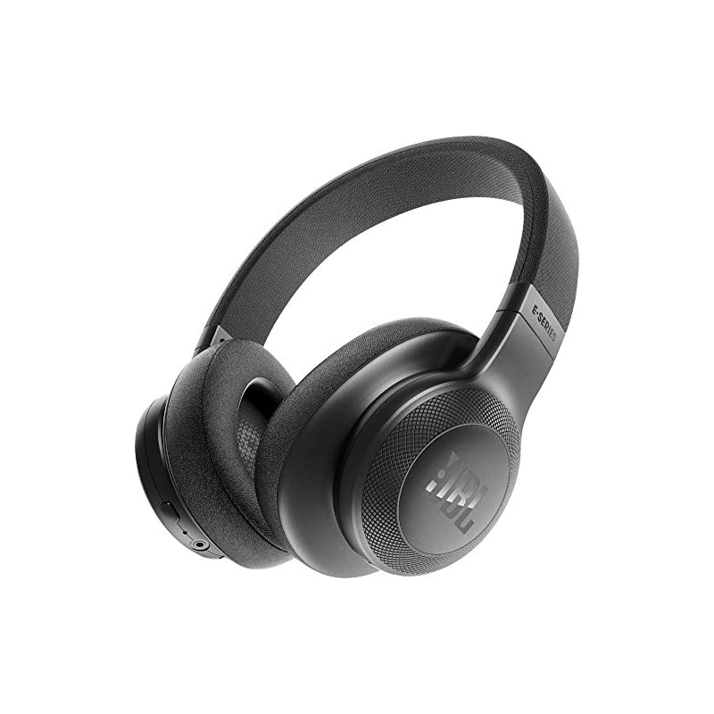 JBL E55BT Over-Ear Wireless Headphones B