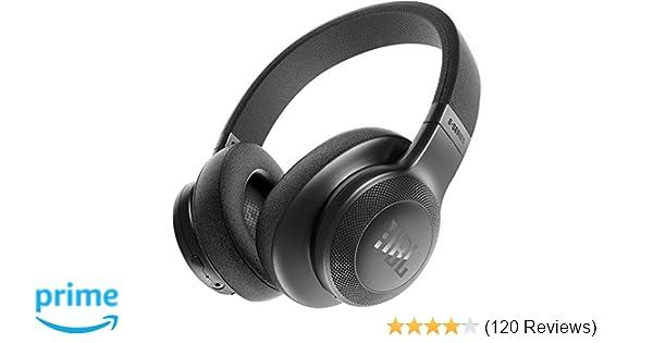 Amazon.com  JBL E55BT Over-Ear Wireless Headphones Black  Electronics 04ea8d7efea81
