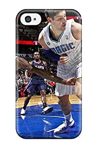 [dRdnsEx1825oUpvq] - New Orlando Magic Nba Basketball (24) Protective Iphone 4/4s Classic Hardshell Case