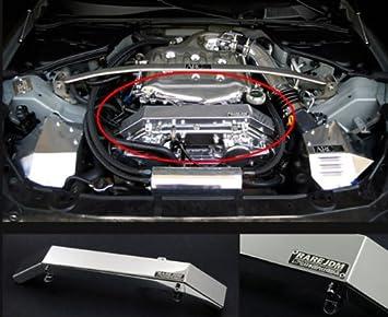 Amazon.com: RARE JDM POLISHED ALUMINUM ENGINE WIRE HARNESS COVER - INFINITI  M35 - VQ35 FUGA SKYLINE 350GT VQ35 G35 350GT 350Z Z33 FX35 S50: AutomotiveAmazon.com