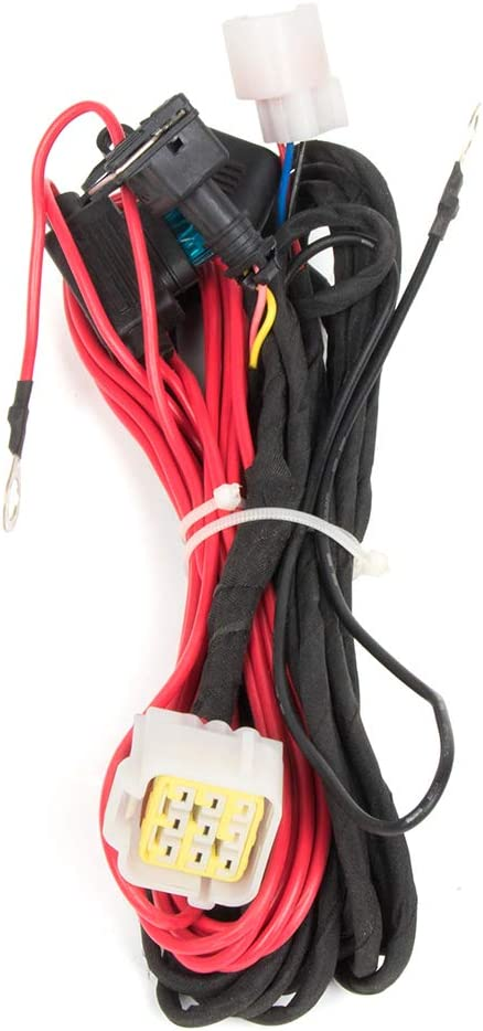 cciyu Black Power Supply Cable Wire for Parking Heater Part Diesel air Heater Longlife