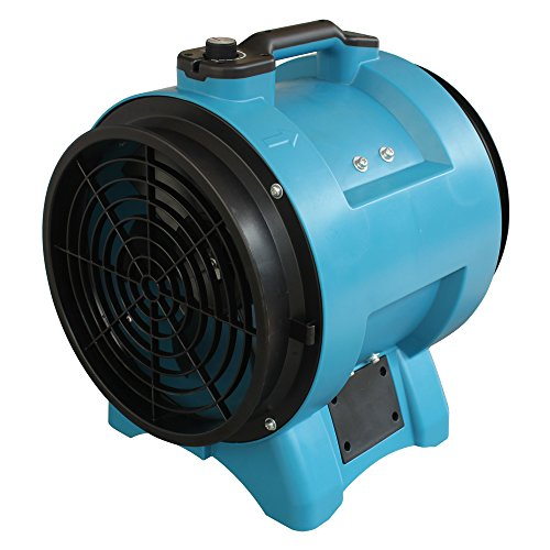 Confined Space Ventilation : Xpower industrial confined space ventilator fan
