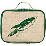 SoYoung Green Rocket Insulated Lunch Box