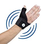 ThumbCure Thumb Splint & Brace - GUARANTEED pain relief WITH ONE BUTTON CLICK. Effective with thumb osteoarthritis & arthritis, Trigger Thumb, Tendonitis, De Quervains, Bursitis and more (RIGHT HAND)