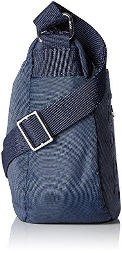 Sacs Bleu Portés dark Nylon Mhz Naviga Blue Delia Épaule Shoulderbag Joop w8XgqaxAn