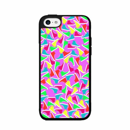 BleuReign(TM) Chucks Sneakers in Various Colors - Phone Case Back Cover (iPhone 5 5s and iPhone SE Plastic) ()