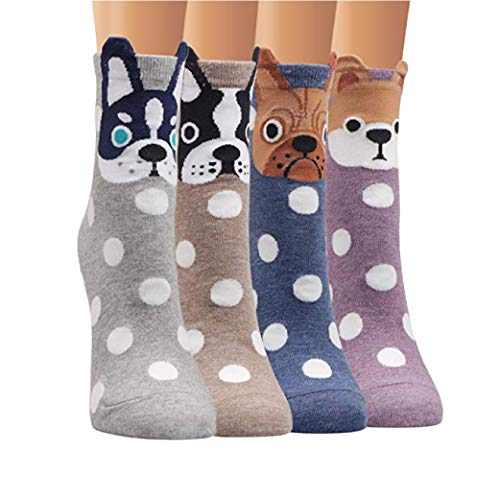 LIVEBEAR Women's, DOG, - Womens Sock Terrier