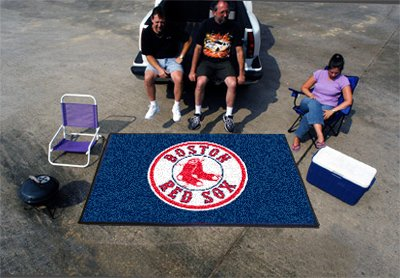 Boston Red Sox Tailgater Mat - 6