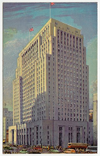 bank-of-nova-scotia-toronto-ontario-vintage-original-postcard-0008-october-5-1954