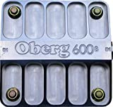Oberg Filters (6028) 6'' Billet 28 Micron Screen Fuel Filter