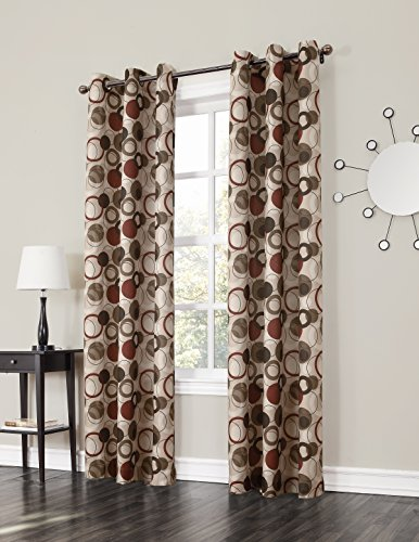 No 918 Celestial Grommet Curtain product image