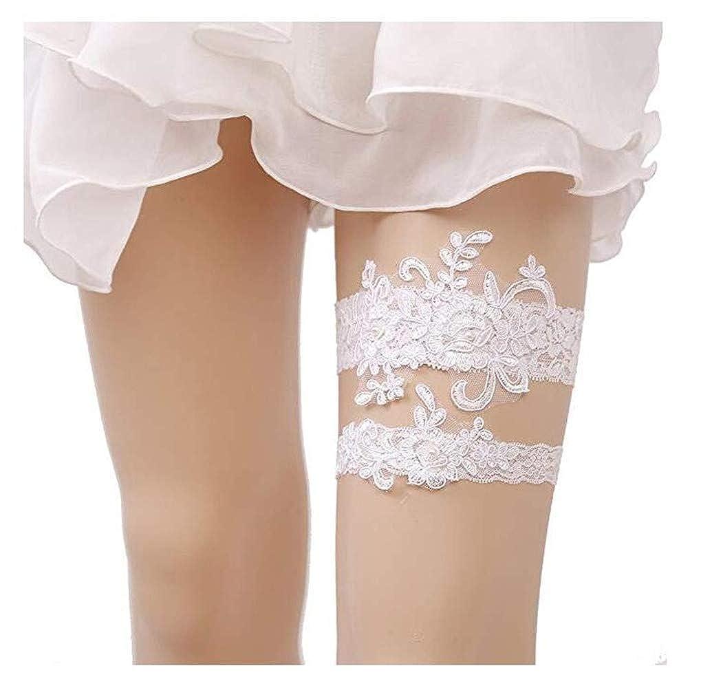 Bhwin Rhinestones Lace Wedding Bridal Garter Belt Set (A)  Amazon.ca   Clothing   Accessories 478e22474473