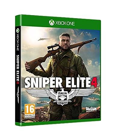Sniper Elite 4: Amazon.es: Videojuegos