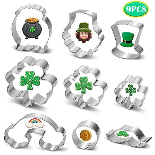 Pekaqose Cookie Cutters, St. Patrick