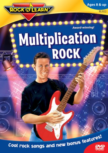 Rock 'N Learn: Multiplication Rock - Multiplication Rock Video Shopping Results