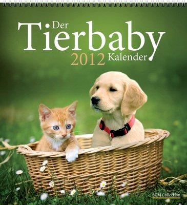 Der Tierbaby-Kalender 2012