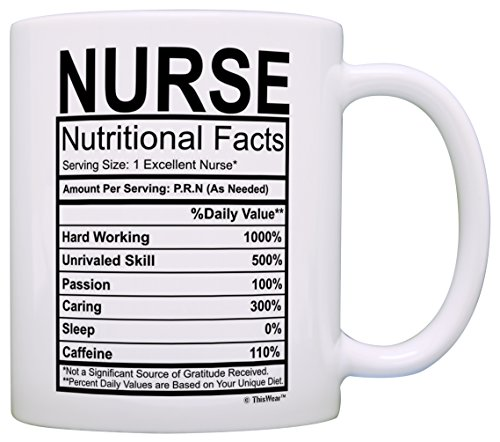 Nurse Gifts Nutritional Nursing Coffee product image