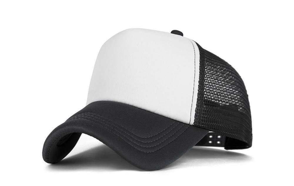 Chlally Summer Cap Baseball Cap Men's Cotton Solid color Snapback Caps for Men Women Bone Mesh Hats 2019 Caps