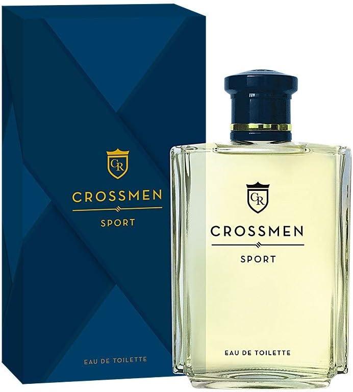 Crossmen Eau de Toilette Sport para Hombre - 200 ml