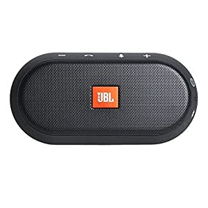 JBL Trip Visor Mount Portable Bluetooth Hands-Free Kit (Black)