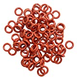 "SF Wacky Worm Rig Replacements O-rings 1/4"" Inner Diameter."