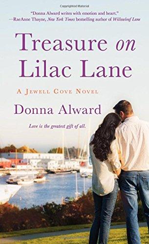 Treasure on Lilac Lane: A Jewell Cove Novel Lilac Lane