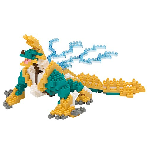 nanoblock Monster Hunter Jinouga NBH_082