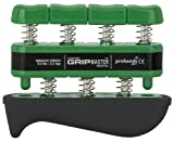 The Grip Master Gripmaster Medical Hand and Finger Exerciser, Green, 5.0-Pound, Medium Tension