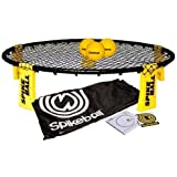 [Spikeball] Combo Meal (As Seen on Shark Tank TV), 3 Ball set with drawstring bag and rule book