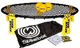 Spikeball Combo Meal - As Seen On Shark Tank TV - 3 Ball Set, Drawstring Bag, And Rule Book