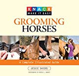 img - for Grooming Horses: A Complete Illustrated Guide book / textbook / text book