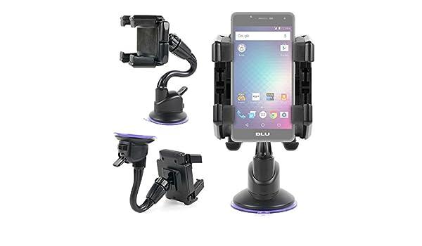DURAGADGET Soporte De Coche para Smartphone BLU Energy XL | Pure ...