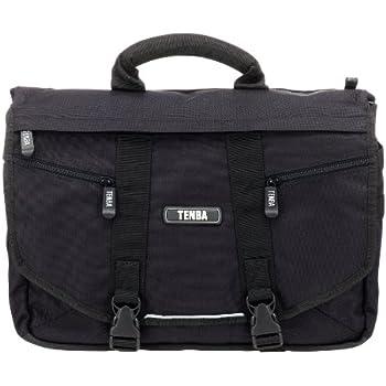 Tenba Messenger Mini Photo/Laptop Bag - Black (638-361)
