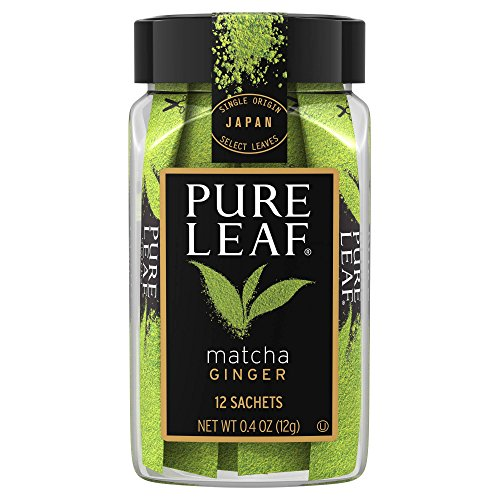 Pure Leaf Sachets, Pure Matcha, 12 ct