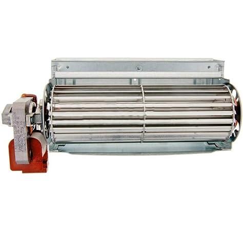 Recamania Ventilador tangencial Motor Derecha TGA 60/1-180-20 ...